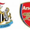 Newcastle v Arsenal 0-1