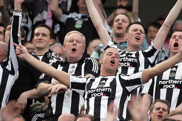 newcastle-united-fans-in-song-but-they-may-be-moved-from-their-usual-spot-by-extension-plans-at-st-james-s-park-657160637