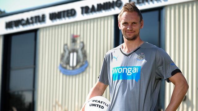 Newcastle United Sign Siem de Jong