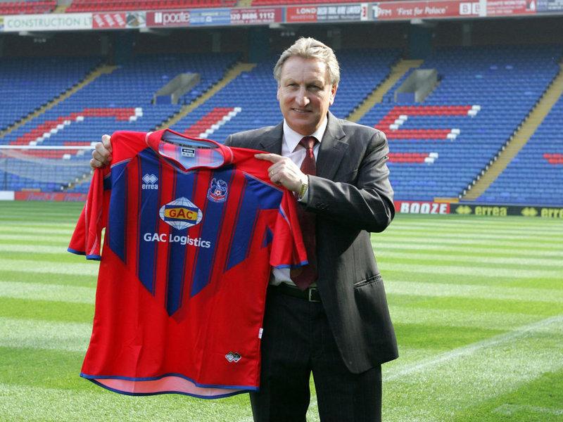 GJØR COMEBACK: Neil Warnock er hentet inn for å få skikk på Crystal Palace.