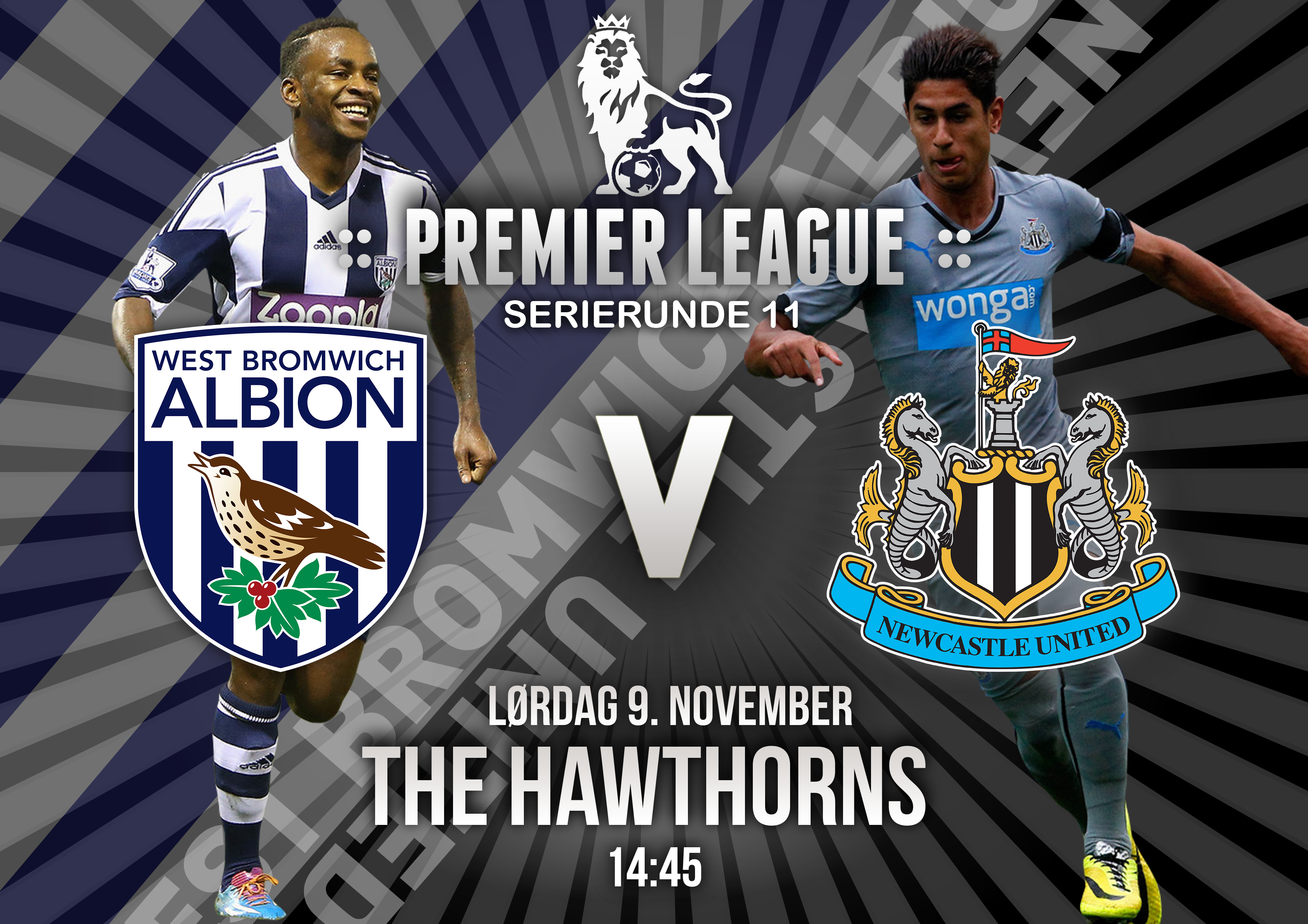 Gameweek 11 - West Bromwich Albion