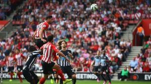 Newcastle - Southampton