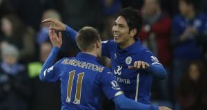 Ulloa feirer seiersmålet som sendte Newcastle ut av FA-cupen for denne gang