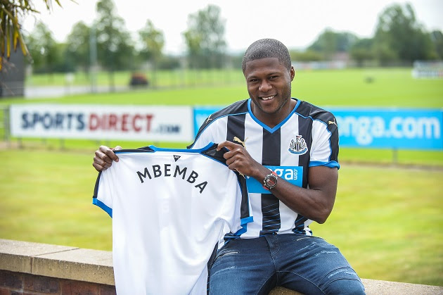 Nr 11: Chancel Mbemba