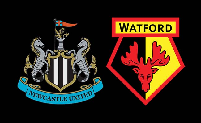 Newcastle United v Watford