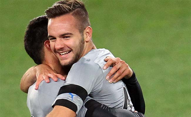 Adam Armstrong Newcastle United