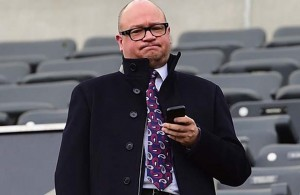 Lee Charnley Newcastle United